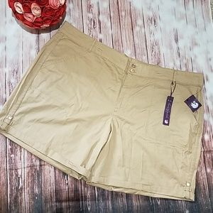 Gloria Vanderbilt All Around Slimming Shorts